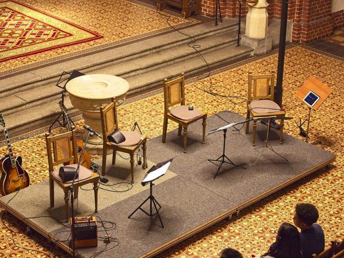 Gitarrenkonzert Auenkirche Berlin