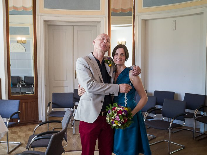 Trauung Regina & Michael